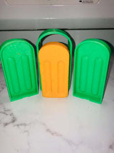 Popsicle Bath Bomb Hand Mold