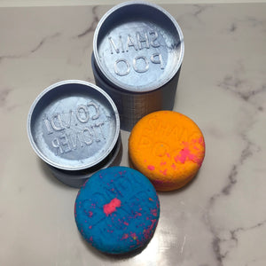Shampoo & Conditioner / Shower Tab Bath Bomb Hand Mold
