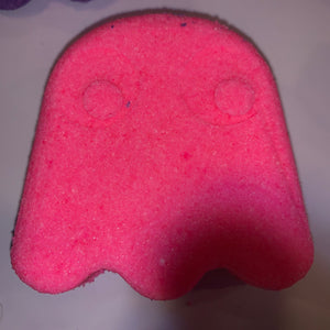 Pac-Man Bath Bomb Hand Mold