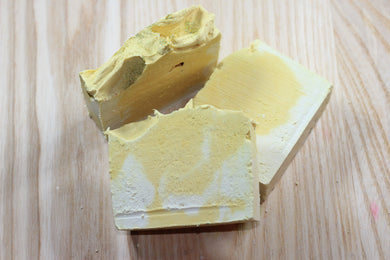 Sugared Lemon Soap
