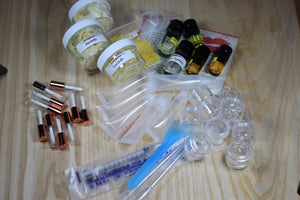 Lip Gloss DIY Kit