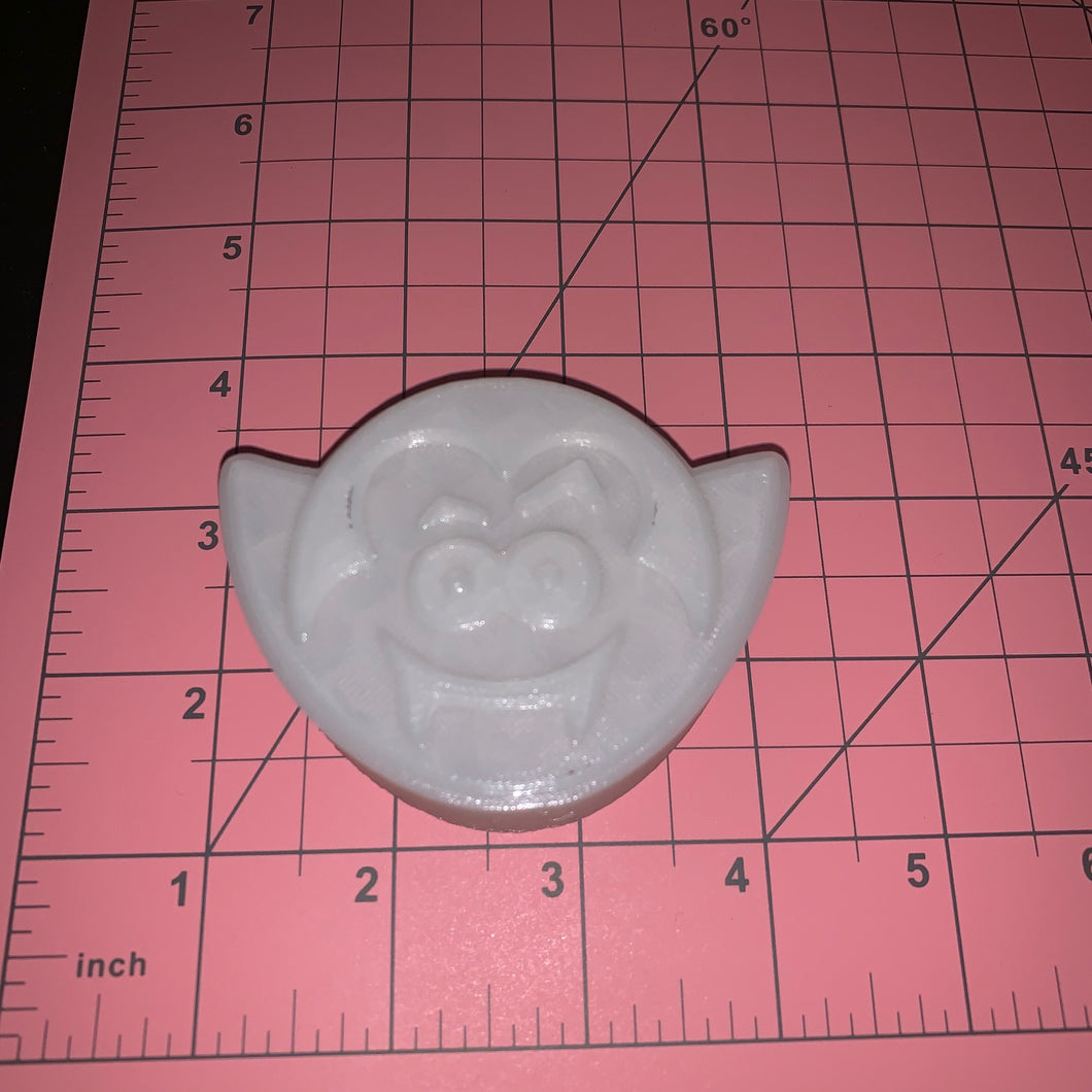 Count Dracula Vacuum Form Molds