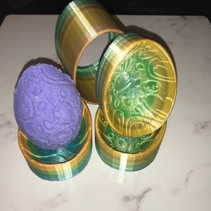 Easter Eggs Bath Bomb Hand Mold