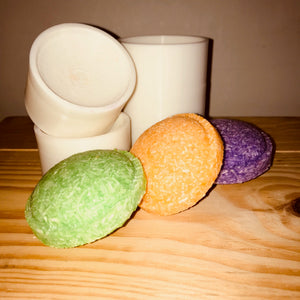 Tablet Bath Bomb Hand Mold (Shampoo)