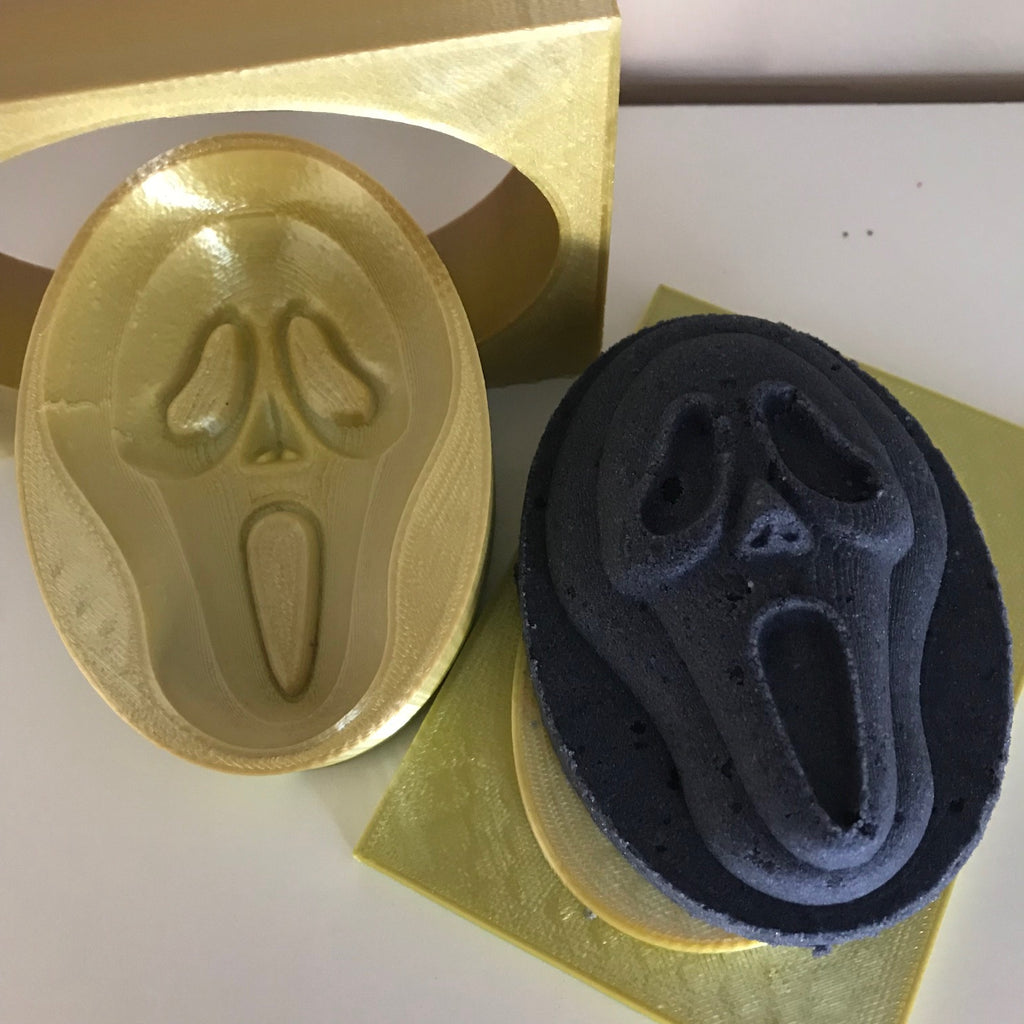 Halloween Trio Bath Bomb Hand Mold