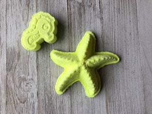Starfish Bath Bomb Hand Mold
