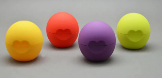Round (EOS Type) Lip Balm Containers