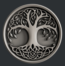 Load image into Gallery viewer, Tree of Life Vacuum Form Molds