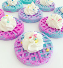 Load image into Gallery viewer, Waffle Bath Bomb Hand Mold