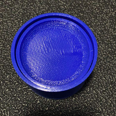 "2.5"" Low Profile Tablet - non smooth print"