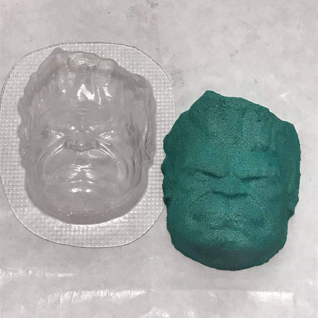 Hulk of a Man Vacuum Form Molds