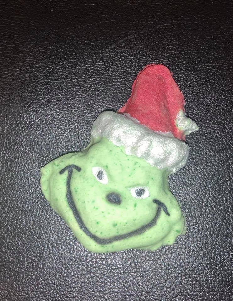The Grinch Vacuum Form Molds