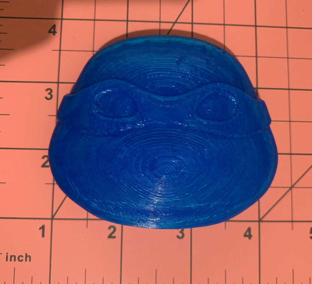 Turtle Donatello Vacuum Form Molds