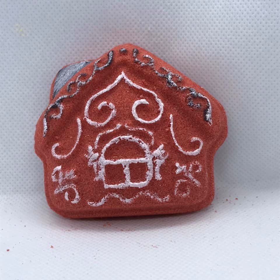 Gingerbread House Vacuum Form Molds