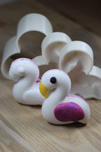 Load image into Gallery viewer, Flamingo Bath Bomb Hand Mold