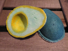 Load image into Gallery viewer, Avocado Bath Bomb Hand Mold