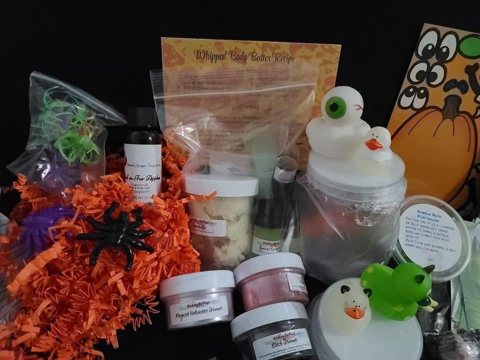 Pre-Buy All Hallows' Eve Subscription Box