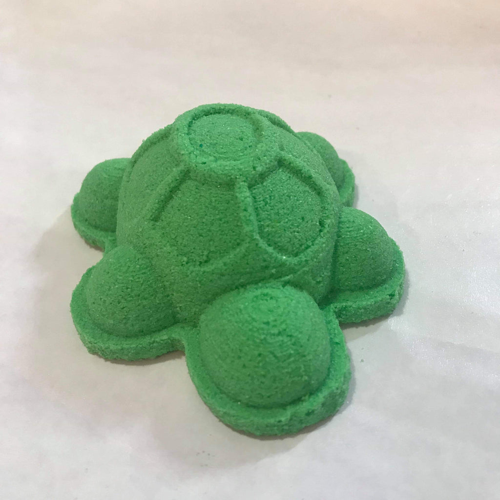 Turtle Bath Bomb Hand Mold