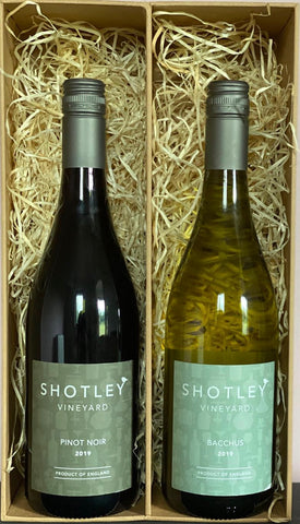 Mixed Case of 6 2019 Shotley Vineyard Wine
