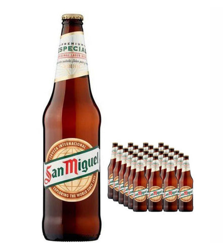 330ml Bottle of San Miguel
