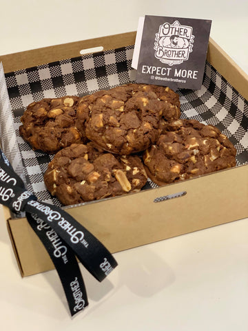 The Rocky Road Cookie x 5 Pack