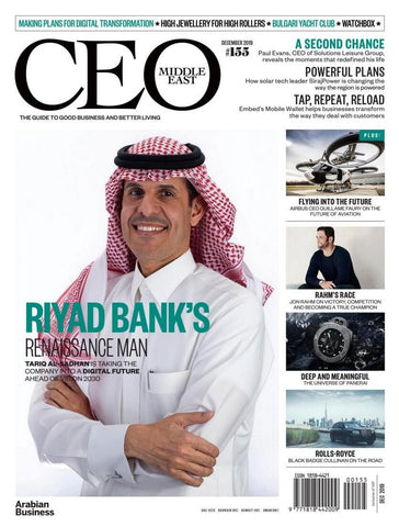 CEO Middle East - December 2019