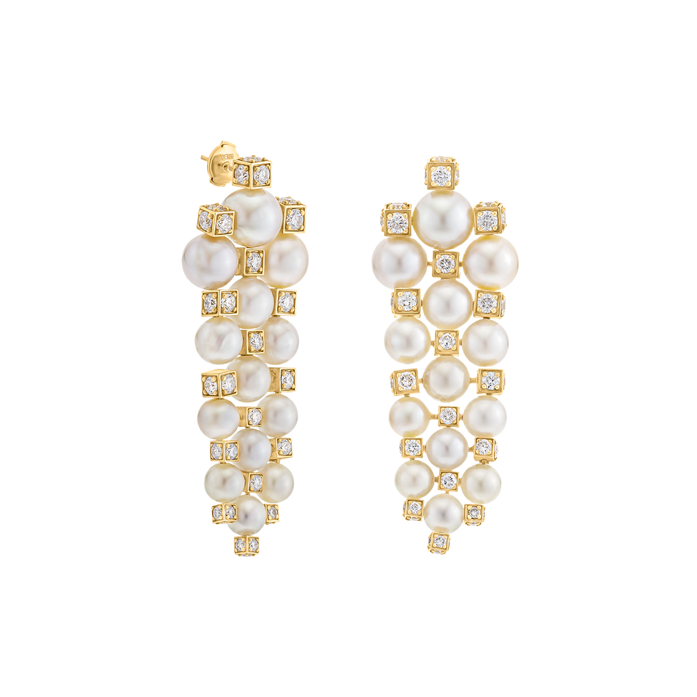 Grand Heritage Earrings