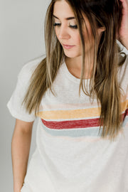 Almost Famous Striped Tee