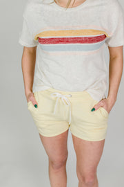 Lemon Butter Shorts