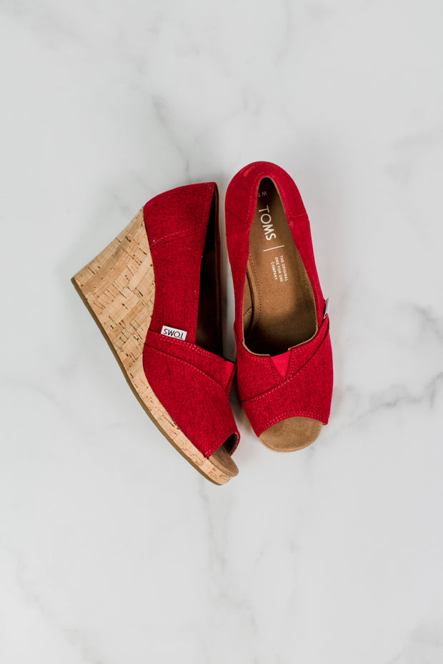 TOMS Classic Wedges