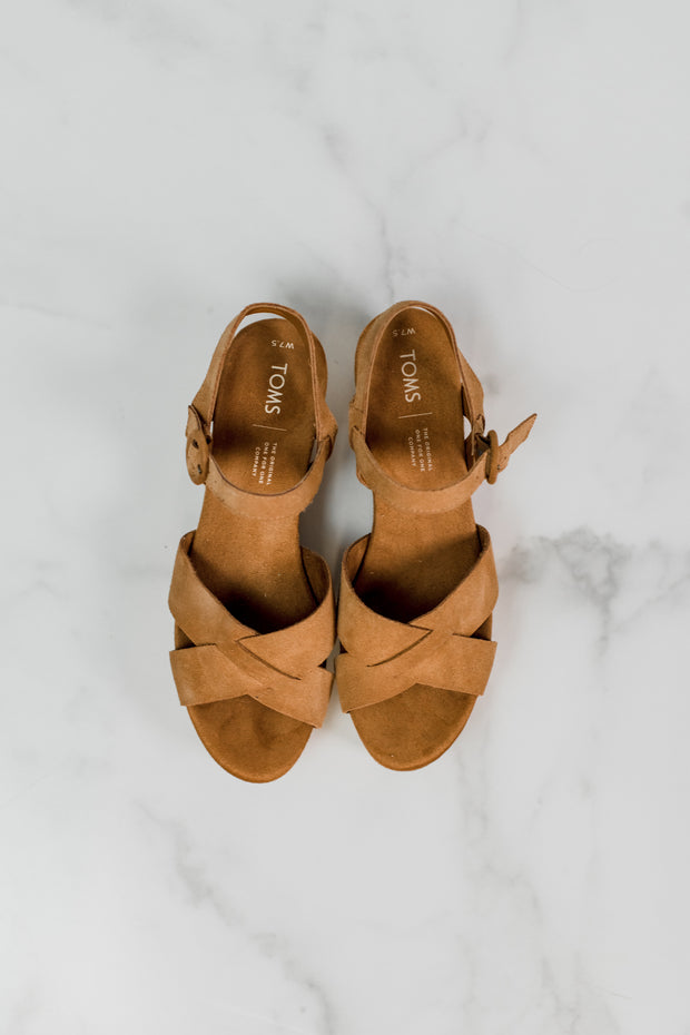 TOMS Willow Wedges