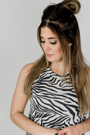 Z Supply Zebra Tank