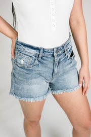 KUT Jane High Rise Short
