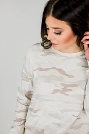 Thread & Supply Jacey Sweatshirt Top