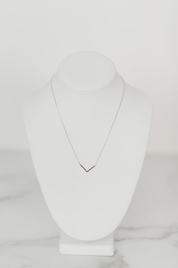 Pointed Dainty Necklace