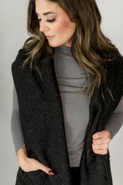Pocket Shawl Vest