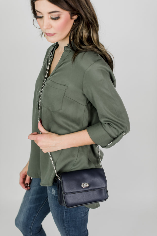 Simple Noelle Everyday Cross body Bag