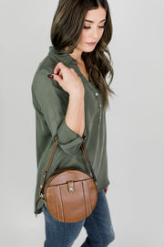 Simply Noelle Circle Bag