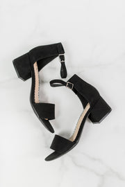 Noelle Low Block Heel