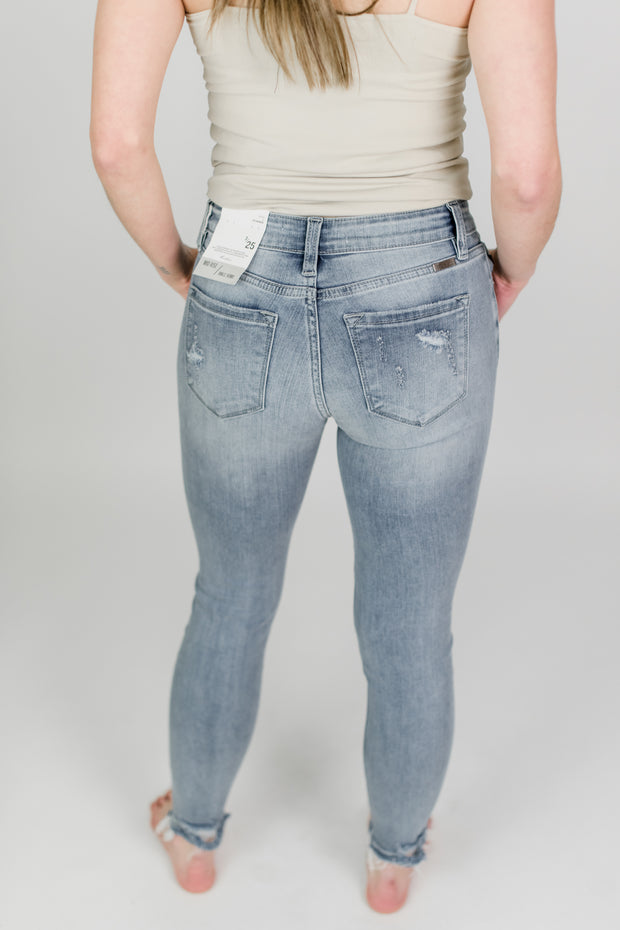KanCan Carly Distressed Skinny Jean