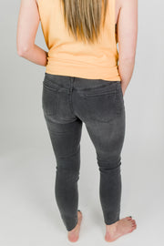 Articles of Society Carly Skinny Crop Jean