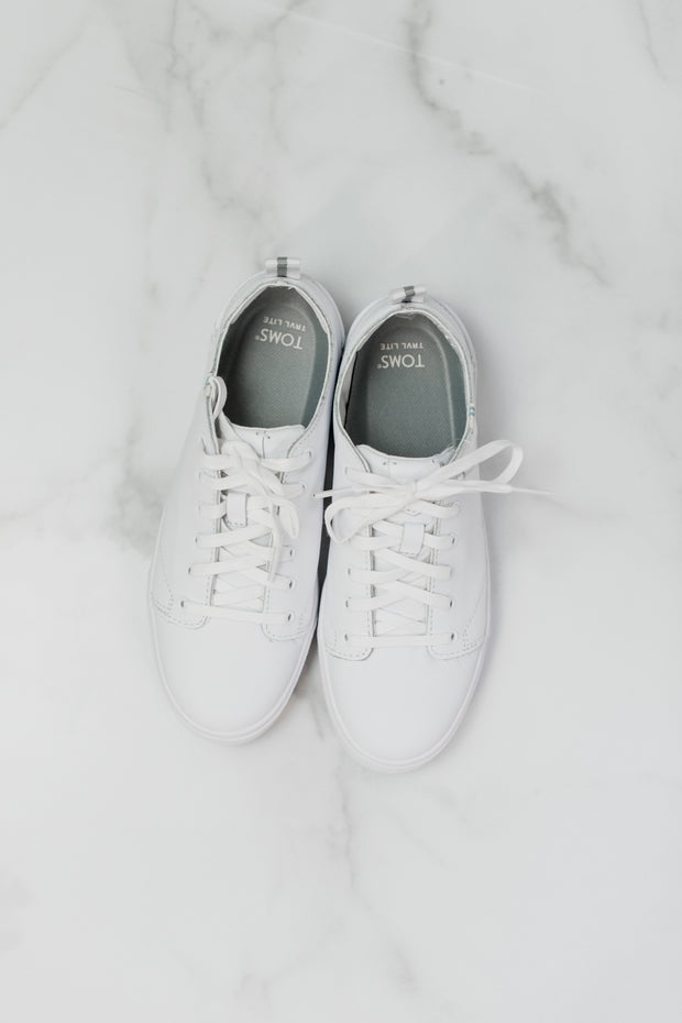 TOMS Travel-Low Leather Sneaker