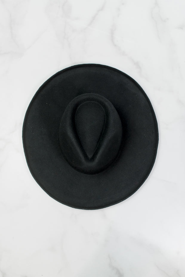 Lenny Wool Felt Hat
