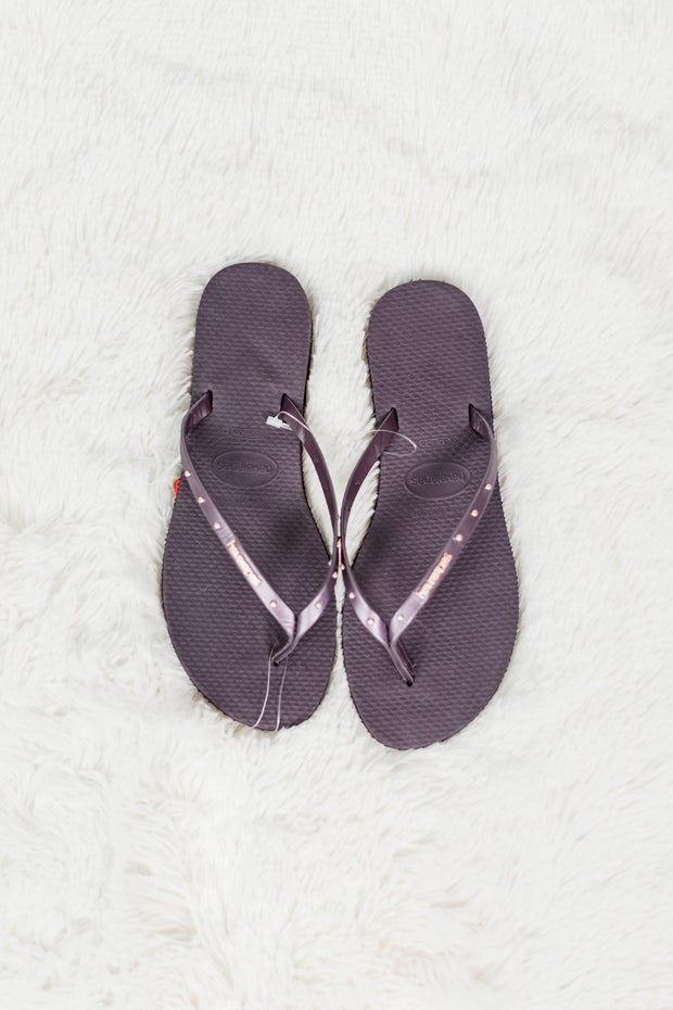 Havaianas You Maxi Sandal Purple