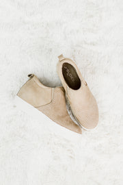 J/Slides Sallie Nubuck Wedge Sand
