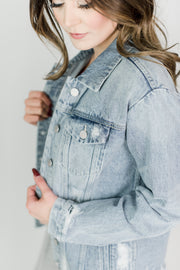 Dear John Elsie Denim Jacket