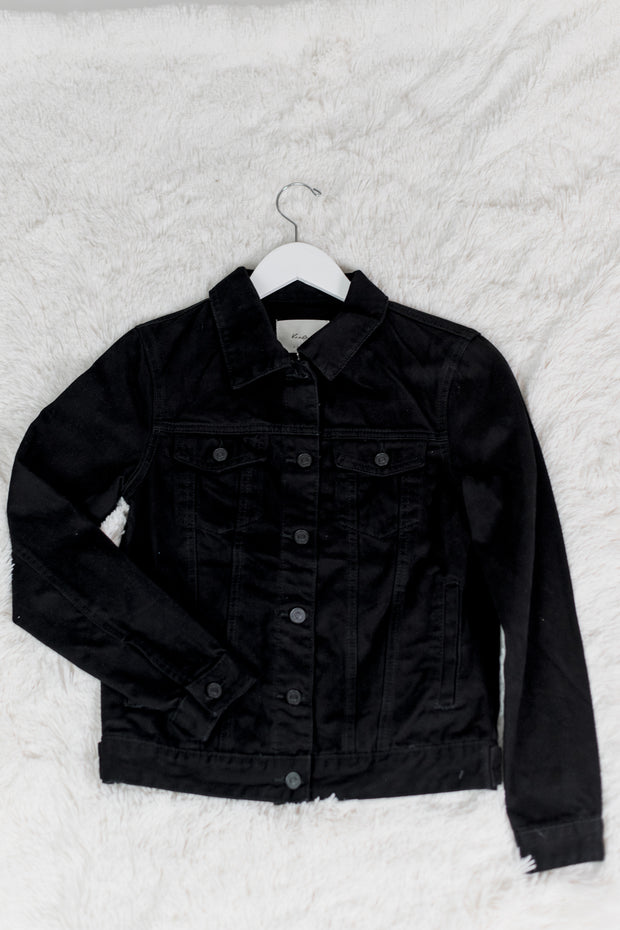 KanCan Black Jacket