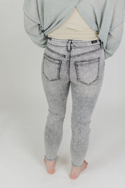 Liverpool Abby Acid Wash Jeans