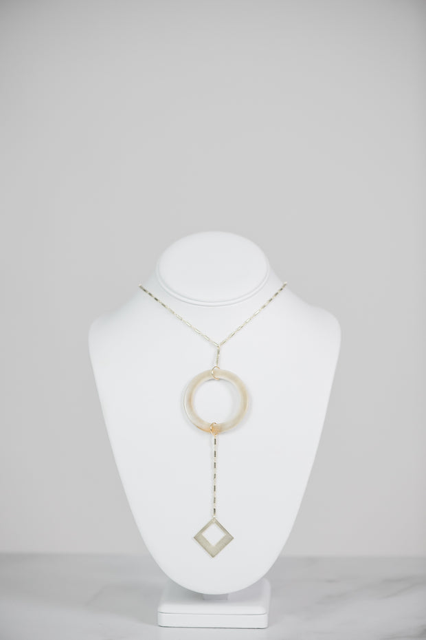Indian Queen Long Necklace