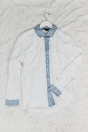 Leilani Tencel Mix Shirt
